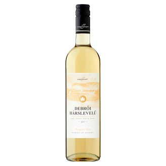 Wine Concept Debrői Hárslevelű Semi-Sweet White Wine 0.75L