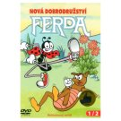 DVD Ferda the Ant New Adventures
