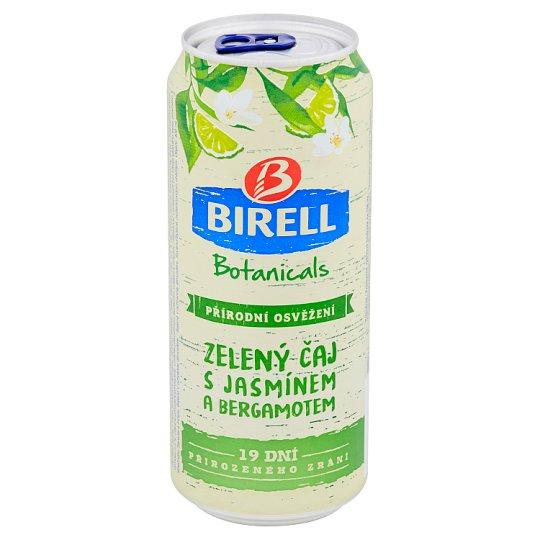 Birell Botanicals Zelený čaj s jasmínem a bergamotem 0,4l