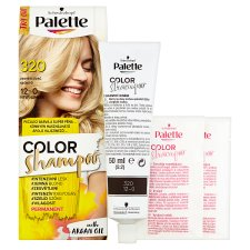image 2 of Schwarzkopf Palette Color Shampoo Hair Colorant Lightener 320