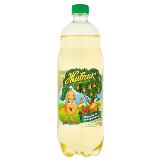 Obolon Živčik Lemonade Pear 1.0L