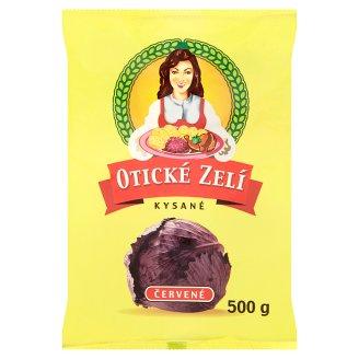 Otické Zelí Fermented Red Cabbage 500g