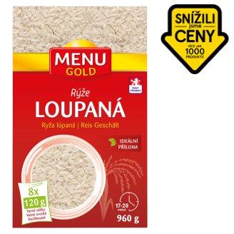 Menu Gold Rýže dlouhozrnná 8 x 120g