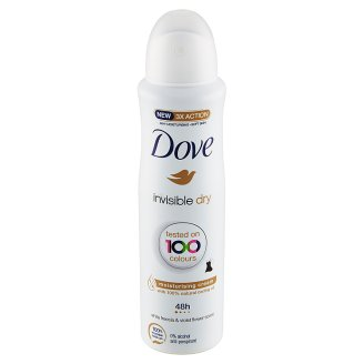 Dove Invisible Dry antiperspirant deodorant sprej 150ml