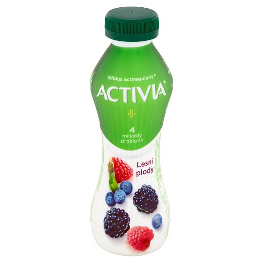 Danone Activia Forest Fruits 310g