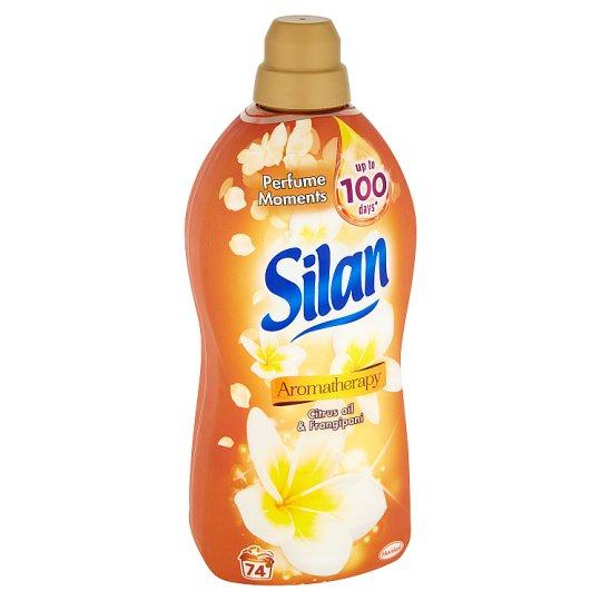 Silan Aromatherapy Citrus Oil & Frangipani 74 praní 1850ml