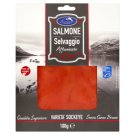 Laschinger Salmon Smoked with Cold Smoke, Slices 150g