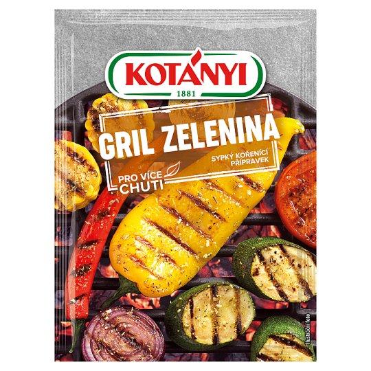 Kotányi Gril zelenina 35g