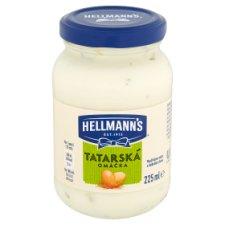 Hellmann's Tatarská omáčka 225ml