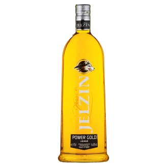 Boris Jelzin Power gold likér 700ml