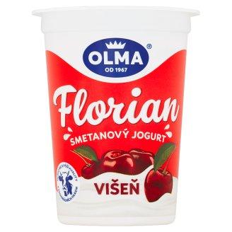 Olma Florian Smetanové pokušení jogurt višeň 150g