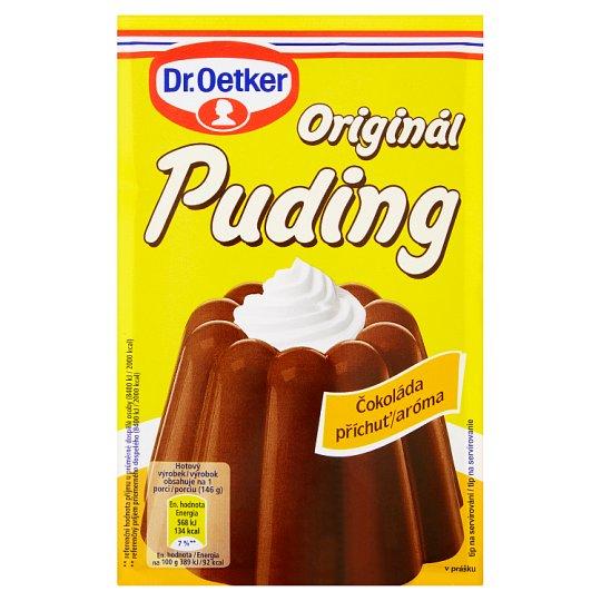 Dr. Oetker Originál Puding příchuť čokoláda 45g