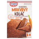 Dr. Oetker Wholemeal Carrot Cake with Flaxseeds 500g