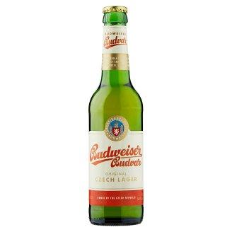 Budweiser Budvar B:Original světlý ležák 0,33l