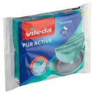 Vileda PUR Active Sponge Medium 2 pcs
