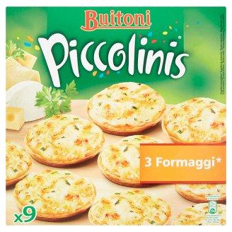 BUITONI Piccolinis 3 Formaggi 9 x 30g