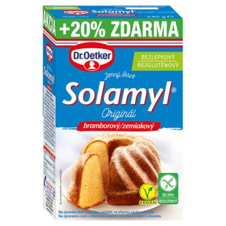 Dr. Oetker Solamyl Fine Potato Starch 200g