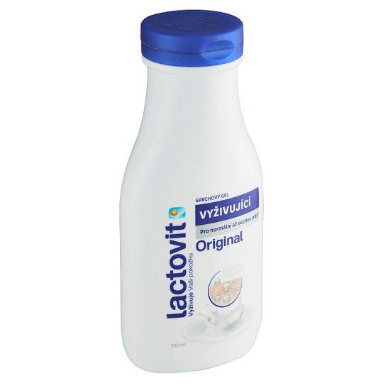 Lactovit Original Vyživující sprchový gel 300ml