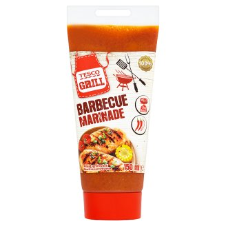 Tesco Grill Barbecue Marinade 150ml