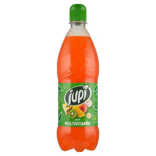 Jupí Syrup Multivitamin 0.7L