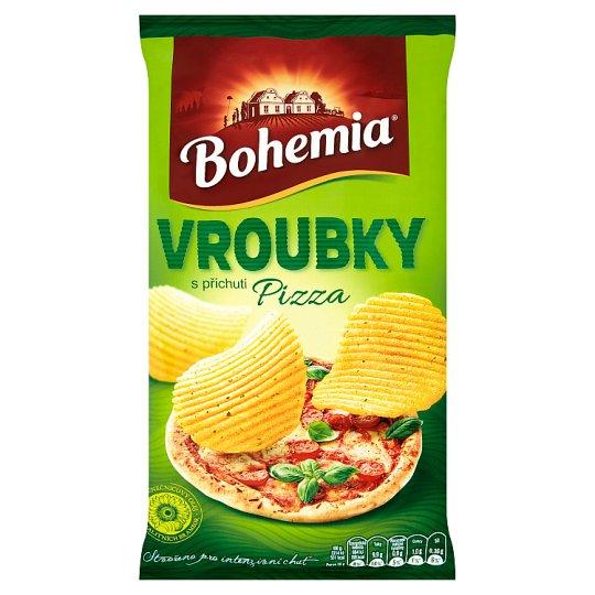 Bohemia Vroubky s příchutí pizza 70g