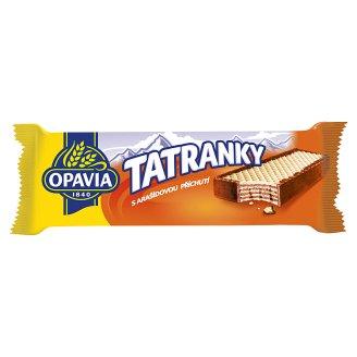 Opavia Tatranky s arašídovou příchutí 47g