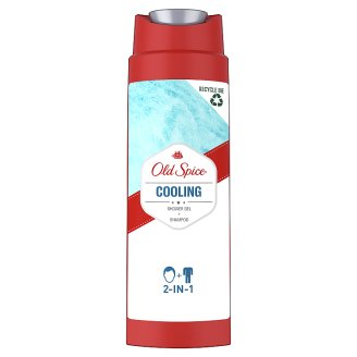 Old Spice Hair&Body Cooling Sprchový Gel A Šampon 250 ml