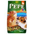 Pepe Delicious kompletní krmivo pro křečky 750g