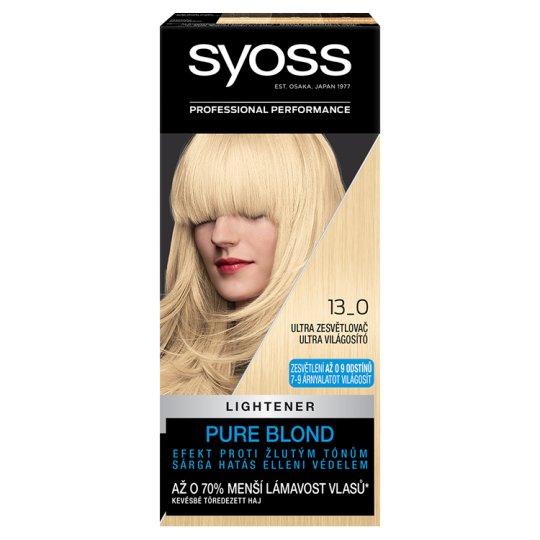 image 1 of Syoss Blond Lighteners Ultra Lightener 13-0