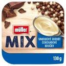 Müller Mix Choco Balls Yoghurt with Vanilla Flavour 130g