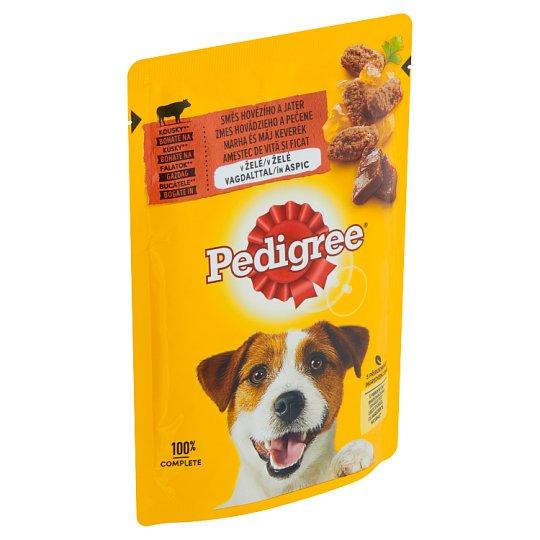 Pedigree Vital Protection Kompletní krmivo pro dospělé psy s hovězím v želé 100g