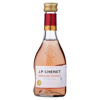 J.P. Chenet Grenache Cinsault růžové víno polosuché 0,187l