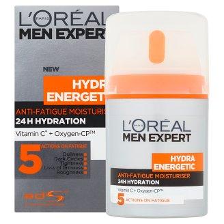 image 2 of L'Oréal Paris Men Expert Hydra Energetic Anti-Fatigue Moisturiser 50ml