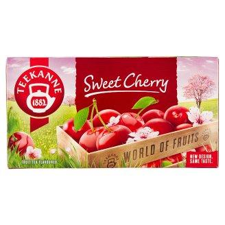 TEEKANNE Sweet Cherry, World of Fruits, 20 sáčků, 50g
