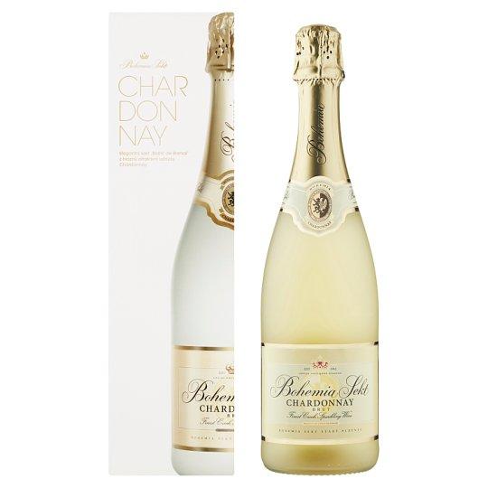 Bohemia Sekt Chardonnay Finest Sparkling Wine White 0.75L