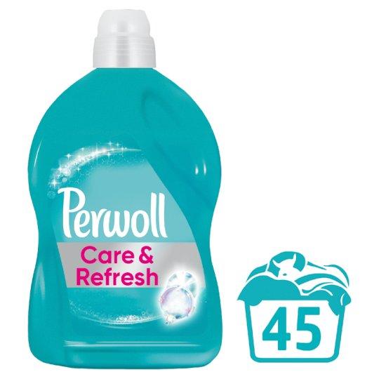 Perwoll Care & Refresh prací prostředek 45 praní 2,7l
