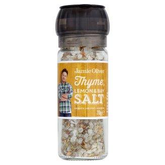 Jamie Oliver Grinder of Thyme, Lemon, Bay Leaf and Salt 70g