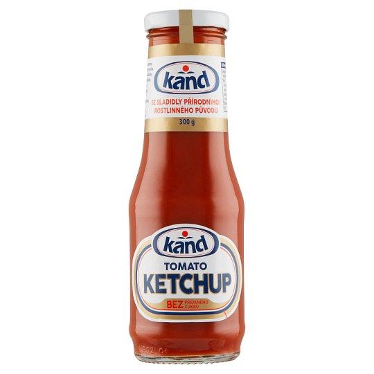 Kand Kečup bez přidaného cukru 300g