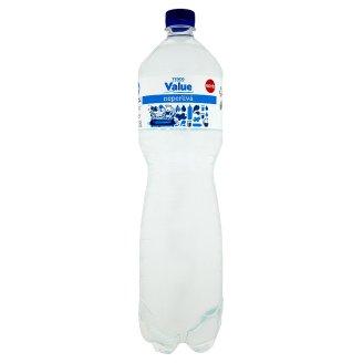 Tesco Value Pitná voda nesycená 1,5l