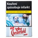 Start by Chesterfield Red 70 cigarety s filtrem 20 ks
