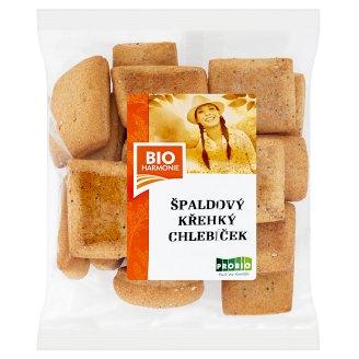 Bio Harmonie Špaldový křehký chlebíček 120g