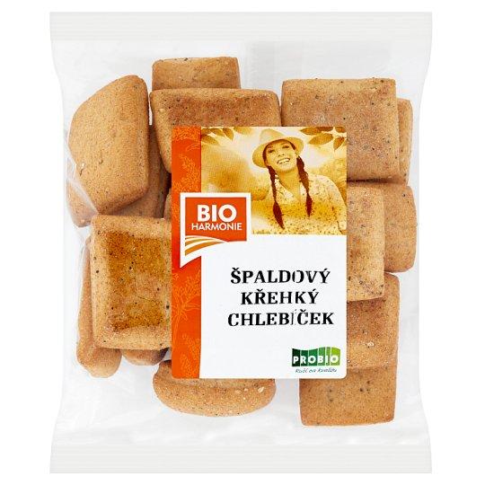 Bio Harmonie Spelled Crisp Bread 120g