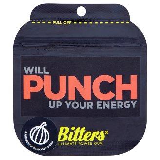 Bitters Will punch up your energy energetická žvýkačka s příchutí vodního melounu 3 x 4,5g