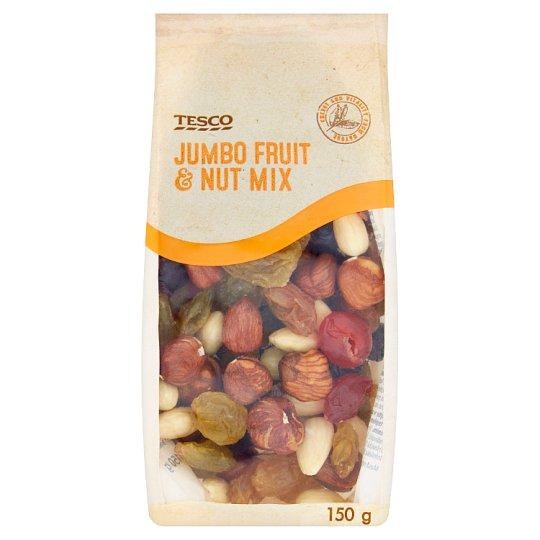 Tesco Jumbo Fruit & Nut Mix 150g