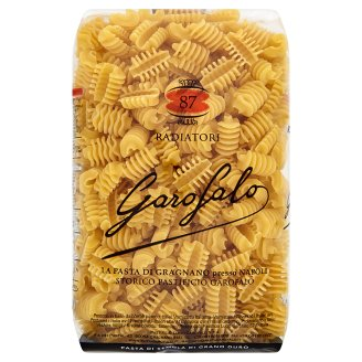 Garofalo Radiatori semolinové těstoviny sušené 500g
