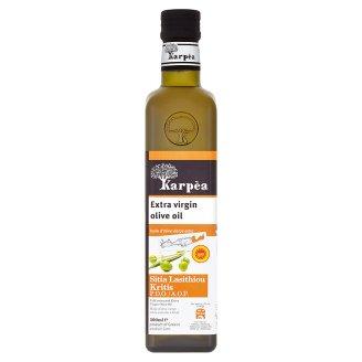 Karpèa Extra panenský olivový olej - Sitia Lasithiou Crete CHOP 500ml