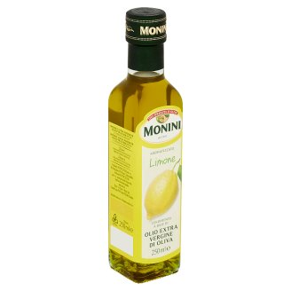 Monini Dressing with Extra Virgin Olive Oil with Lemon 250ml