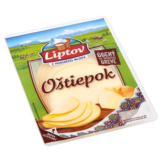 Liptov Ostiepok Smoked Cheese 100g