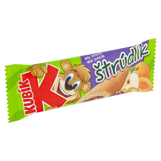 Kubík Strudel Fruit Mix 21g