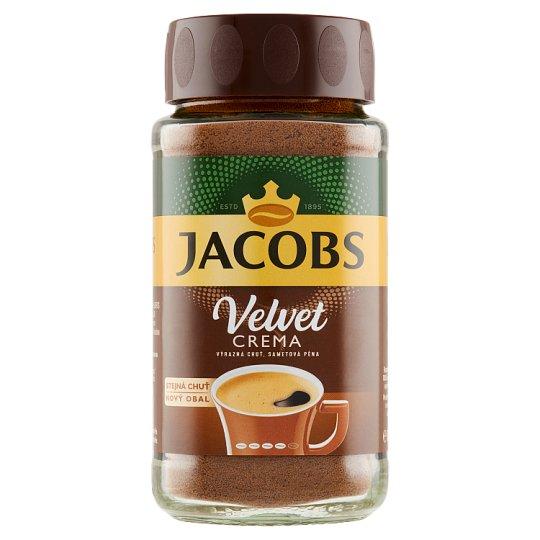 Jacobs Velvet Instant Coffee 100g